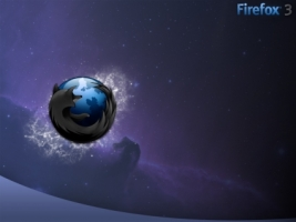 Firefox Galaxy Wallpaper Firefox Computers