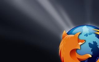 Firefox Vista Widescreen