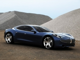 Fisker Four Door Concept Wallpaper Concept Cars