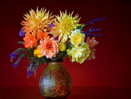 Flowers Classic Color