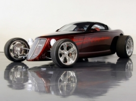 Foose Coupe Wallpaper Hot Rods Cars