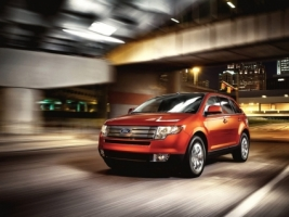 Ford Edge Wallpaper Ford Cars