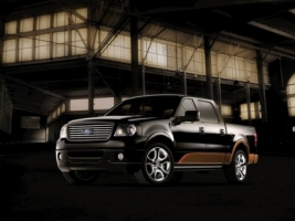Ford F 150 Harley Davidson 2008 Wallpaper Ford Cars