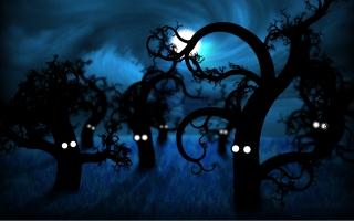 Forest Midnight