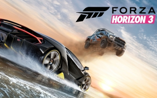 Forza Horizon 3 2016 Game 4K