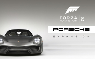 Forza Motorsport 6 Porsche Expansion