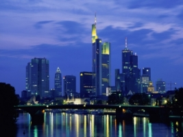 Frankfurt Wallpaper Germany World