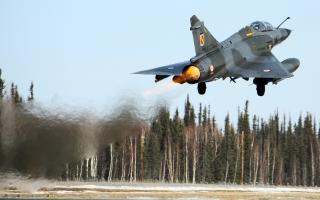 French Dassault M2000 Mirage