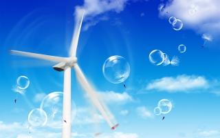 Fresh Air Bubbles