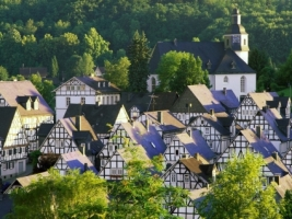 Freudenberg Wallpaper Germany World