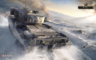 FV4202 World of Tanks