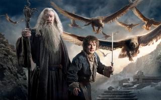 Gandalf Bilbo Baggins Hobbit 3