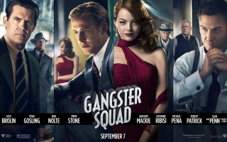 Gangster Squad 2013 Movie