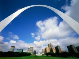 Gateway Arch Wallpaper City World
