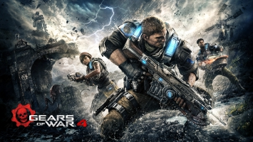 Gears of War 4 Kait JD Del