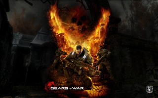 Gears of War Game