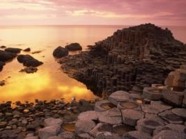 Giant s Causeway Wallpaper Ireland World