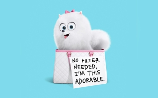 Gidget The Secret Life of Pets