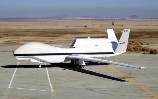 Global Hawk Advanced Concept Technology NASA Aircraft