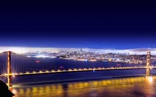 Gloden Gate Night Lights