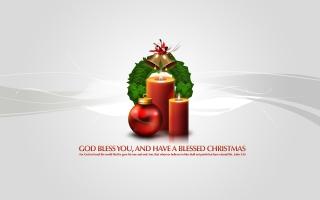 God Bless You Christmas Presents