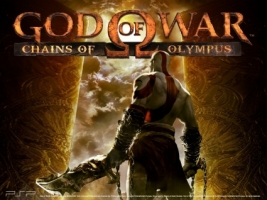 God of War Chains of Olympus Wallpaper God of War Games