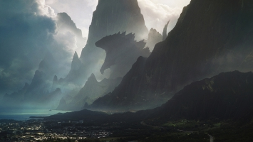 Godzilla Hawaii