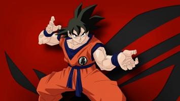 Goku ROG