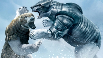 Golden Compass Bear Fight