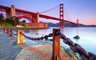 Golden Gate Bridge Coast