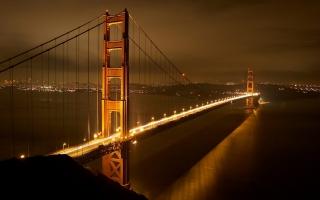 Golden Gate Bridge Nights