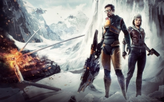 Gordon Freeman Half Life