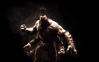 Goro Mortal Kombat X 4K