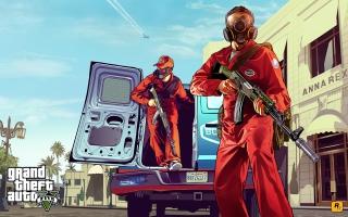 Grand Theft Auto GTA V
