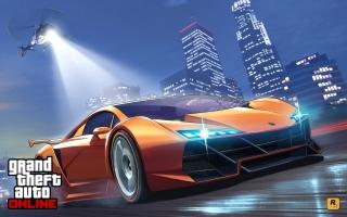 Grand Theft Auto Online 2015