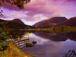 Grasmere Wallpaper England World