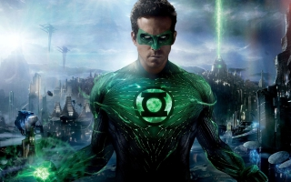Green Lantern High Resolution
