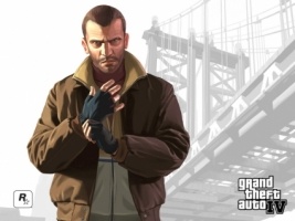 GTA 4 Niko Bellic Wallpaper GTA IV Games
