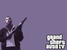 GTA IV 2008 Wallpaper GTA IV Games
