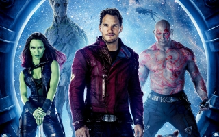 Guardians of the Galaxy 2014 Movie
