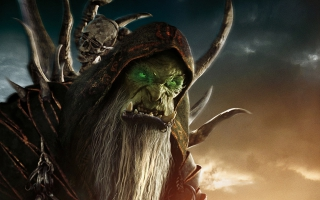 Gul'dan Warcraft  Movie