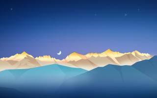 Half Moon Mountains