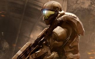 Halo 5 Buck