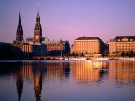 Hamburg Wallpaper Germany World