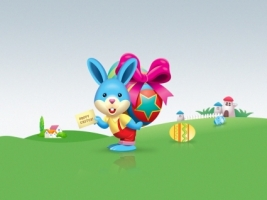 Happy Easter Wallpaper Easter Holidays