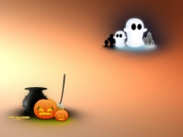 Happy Halloween Wallpaper Halloween Holidays