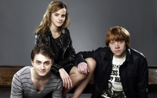 Harry Potter Half Blood Prince Photoshoot