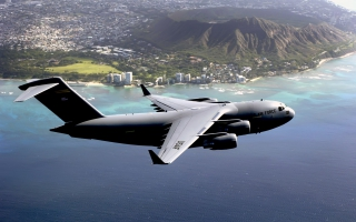 Hawaii Based C 17 Globemaster III