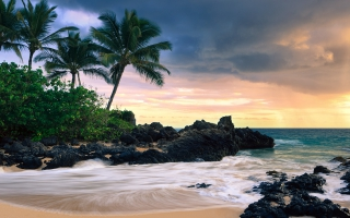 Hawaii Secret Beache
