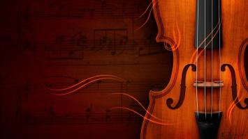 HD 1080p Violin